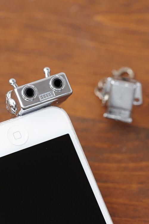 dci Robot Headphone Splitter, image 4