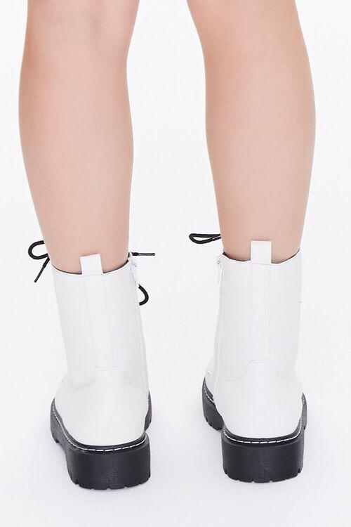 Lug-Sole Combat Boots, image 3