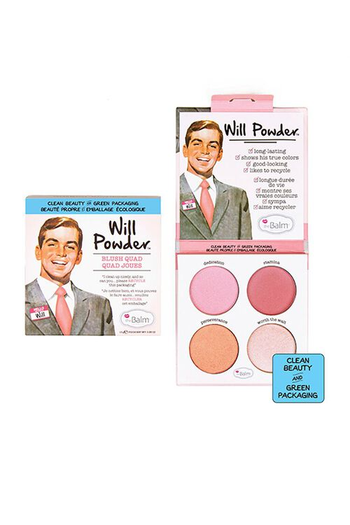 Will Powder Blush Quad, image 1