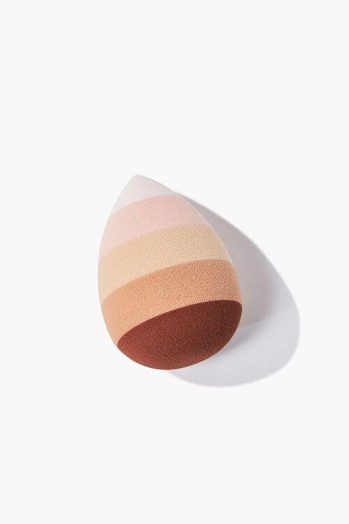NUDE/MULTI Rainbow Makeup Sponge, image 2