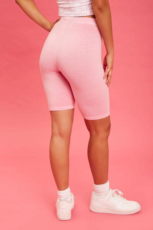 PINK/BLACK Juicy Couture Biker Shorts, image 4