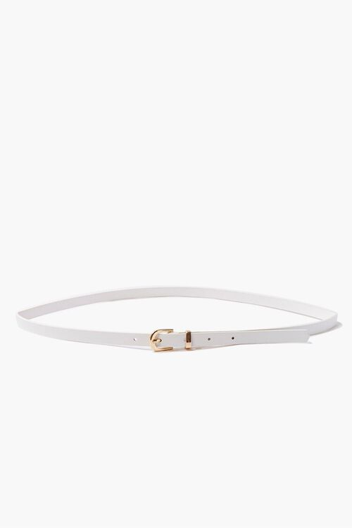 GOLD/MULTI Faux Snakeskin & Leather Belt Set, image 3