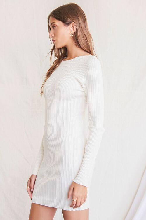 CREAM Twisted-Back Sweater Dress, image 3