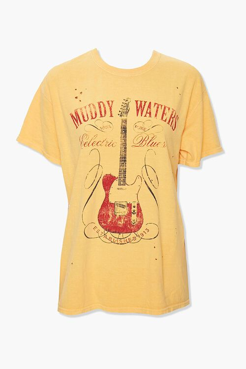 Muddy Waters Graphic Tee, image 1