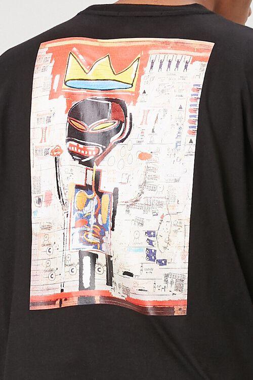 Jean-Michel Basquiat Graphic Tee, image 6
