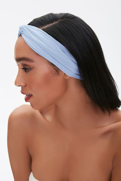 Crinkled Twisted Headwrap, image 2