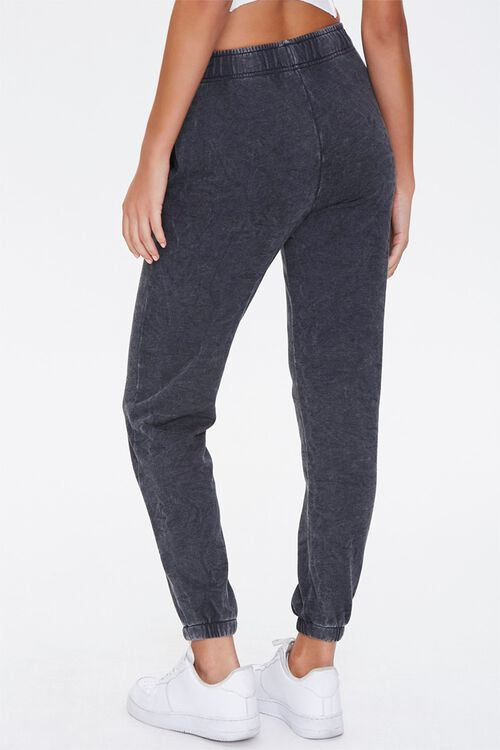 French Terry Mineral Wash Joggers, image 4