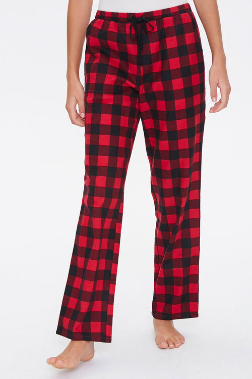 Plaid Pajama Pants, image 2