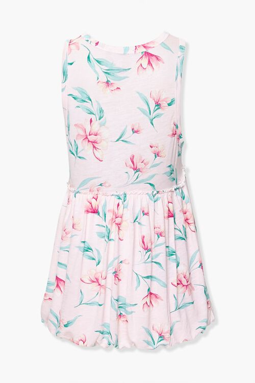 Tropical Floral Sleeveless Top, image 3