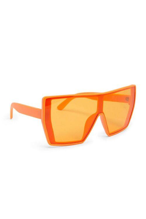 Premium Square Neon Sunglasses, image 2