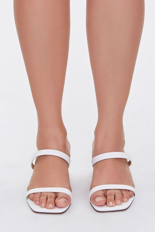 Slip-On Block Heels (Wide), image 4