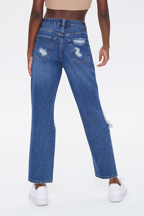 Distressed Mom Ankle Jeans, image 4