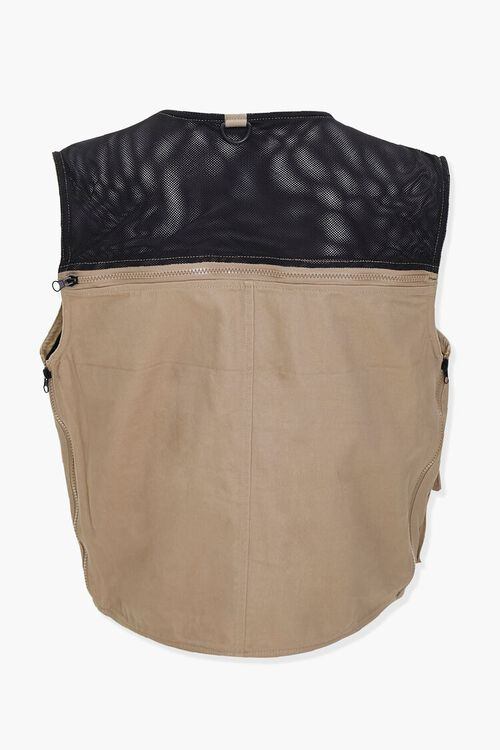 Zip-Up Utility Vest, image 3
