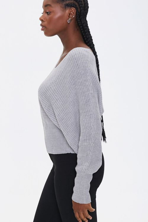 Ladder Cutout Sweater, image 3