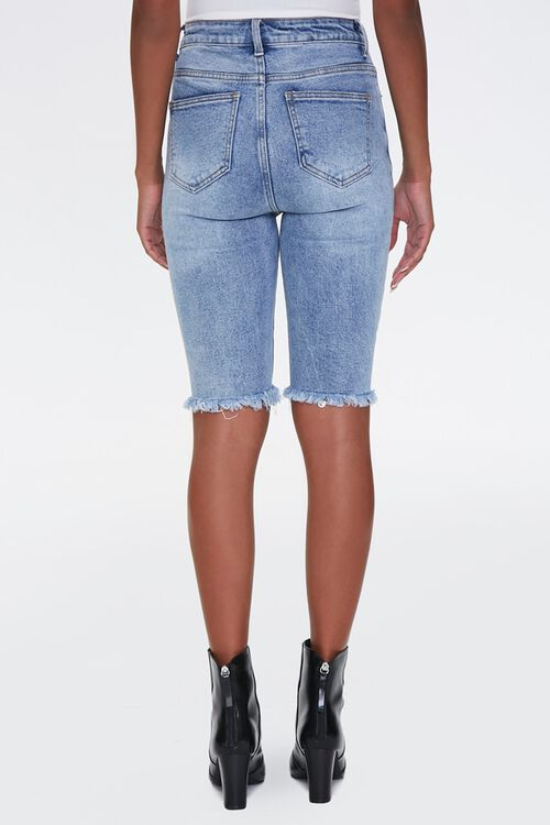Distressed Bermuda Shorts, image 4
