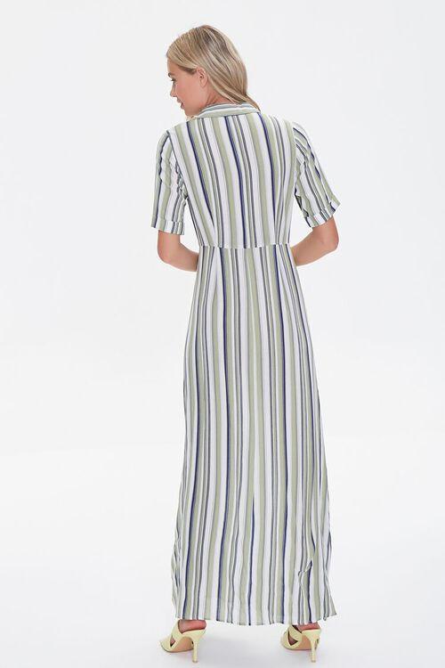 Multicolor Striped Dress, image 3