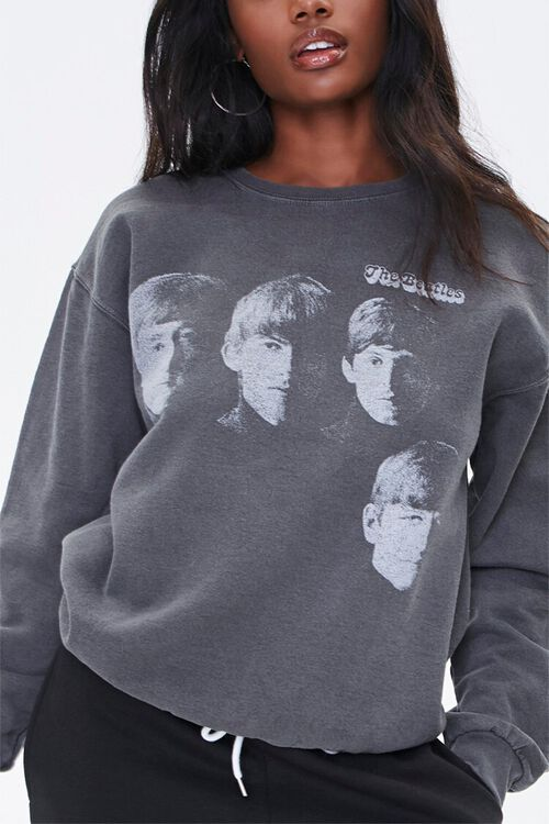 The Beatles Graphic Pullover, image 5