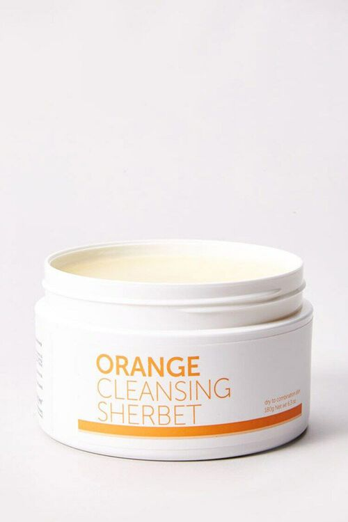 Orange Cleansing Sherbet, image 2