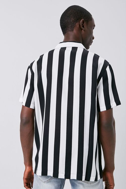 Classic Fit Bold Striped Shirt, image 3