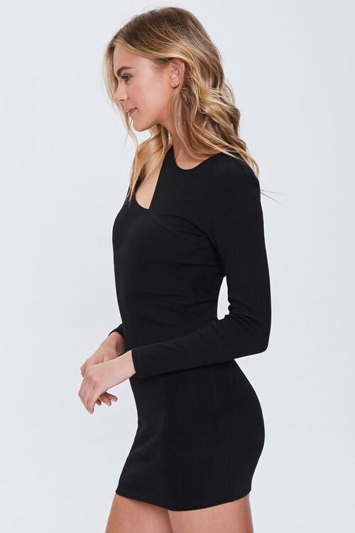 Cutout Bodycon Dress, image 2