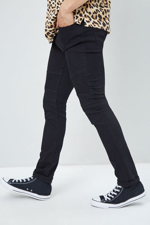 Reason Moto Skinny Jeans, image 2