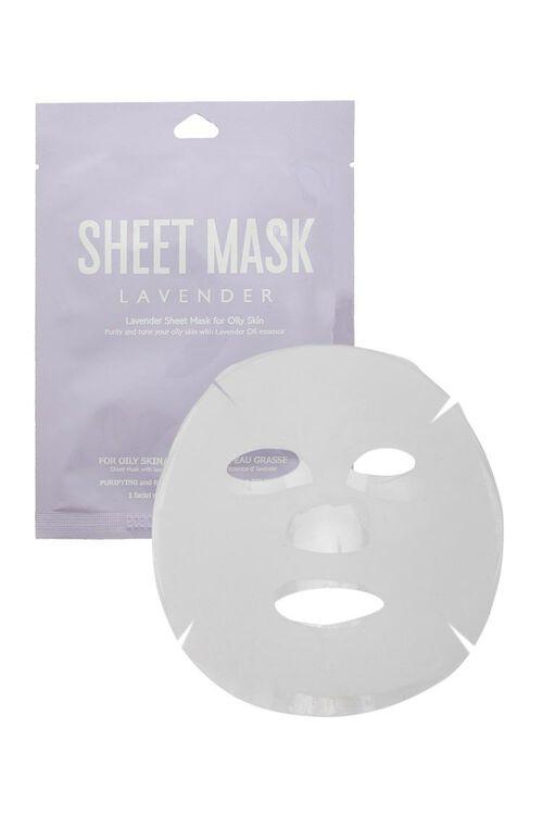 LAVENDER Lavender Sheet Mask, image 1