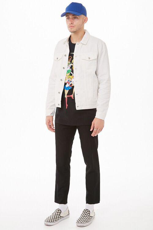Button-Down Denim Jacket, image 5