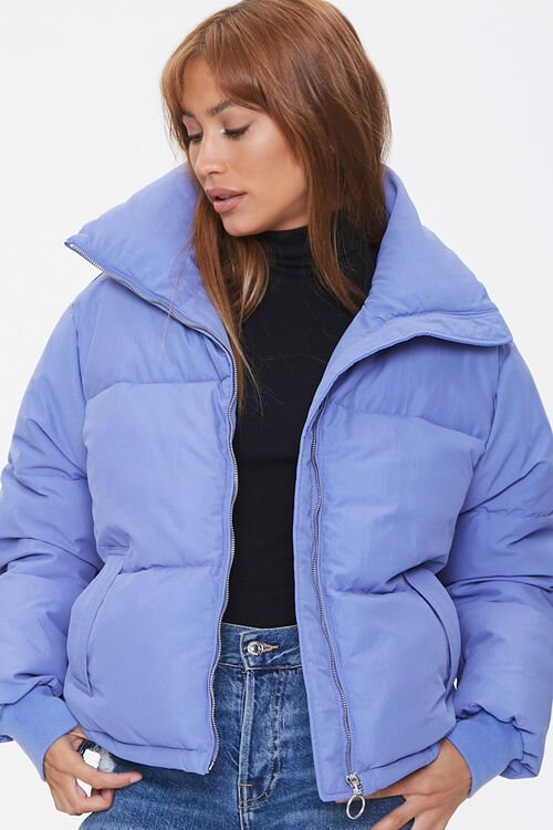 Pull-Ring Puffer Jacket, image 1