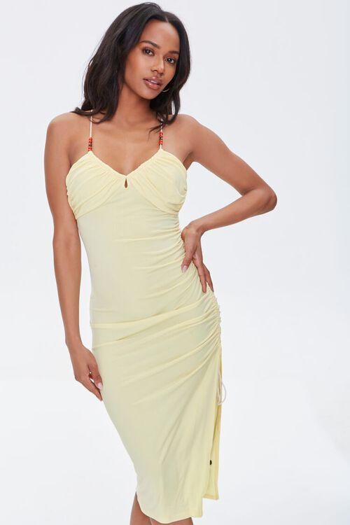 Beaded Cami Mini Dress, image 1