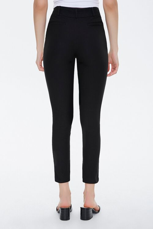 Stretch-Woven Skinny Pants, image 4