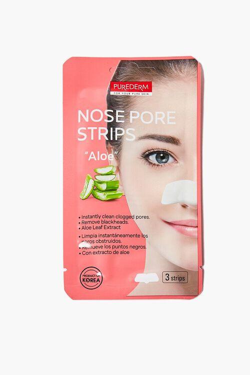 CORAL Aloe Nose Strips, image 1