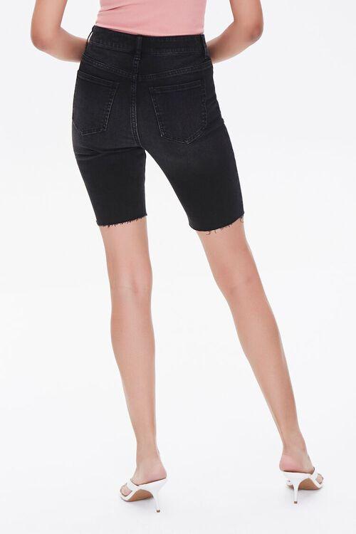Denim Bermuda Shorts, image 3