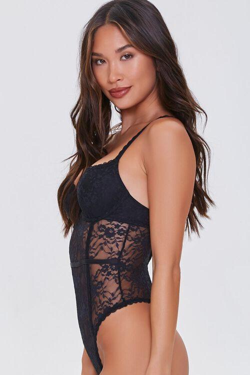 Lace Cutout Bodysuit, image 2