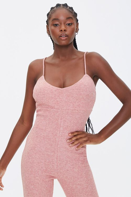 Ribbed Cami Jumpsuit, image 4