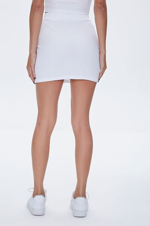 Fitted Mini Skirt, image 4