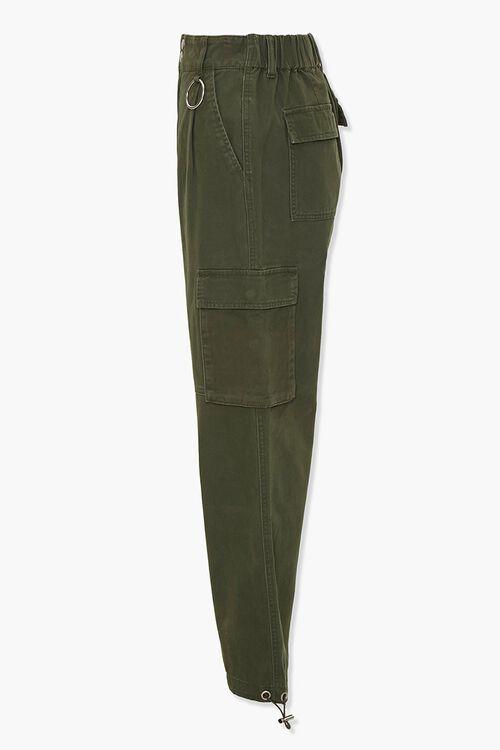 Drawstring Cargo Pants, image 2