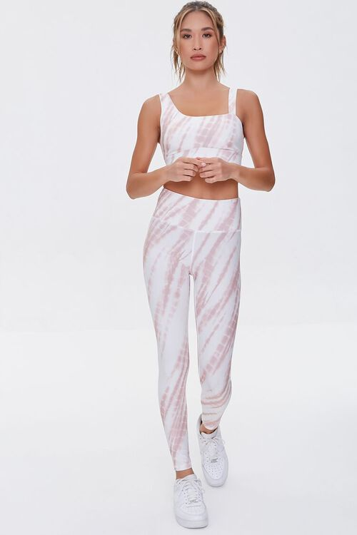 Tie-Dye Sports Bra, image 4