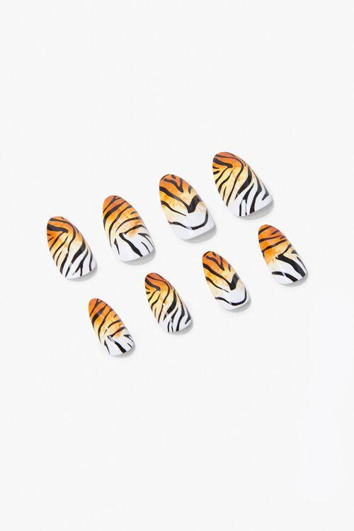 Tiger Print Press-On Nails, image 2