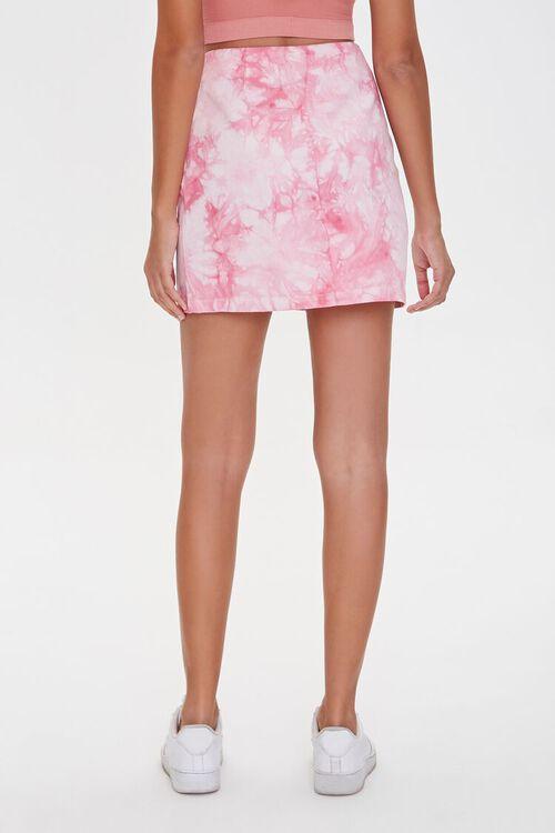 Tie-Dye Mini Skirt, image 4