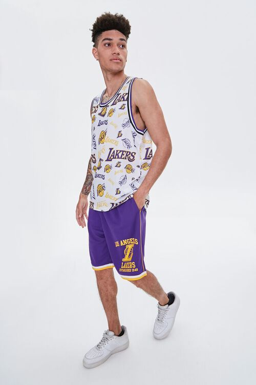 Lakers Graphic Shorts, image 6