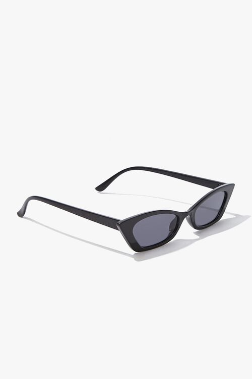Tinted Cat-Eye Sunglasses, image 2