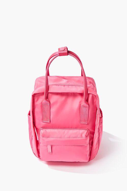 Square Pocket Backpack, image 1