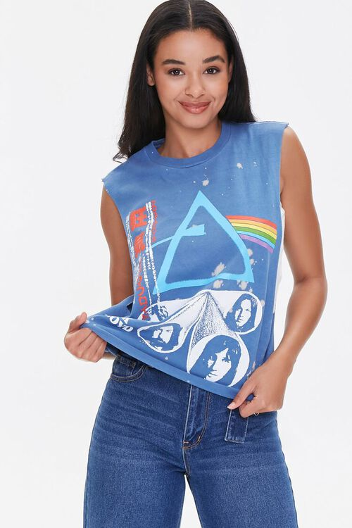 Pink Floyd Graphic Muscle Tee, image 1