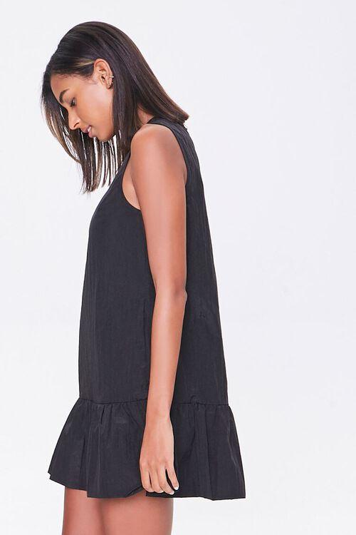 Flounce-Hem Mini Dress, image 2