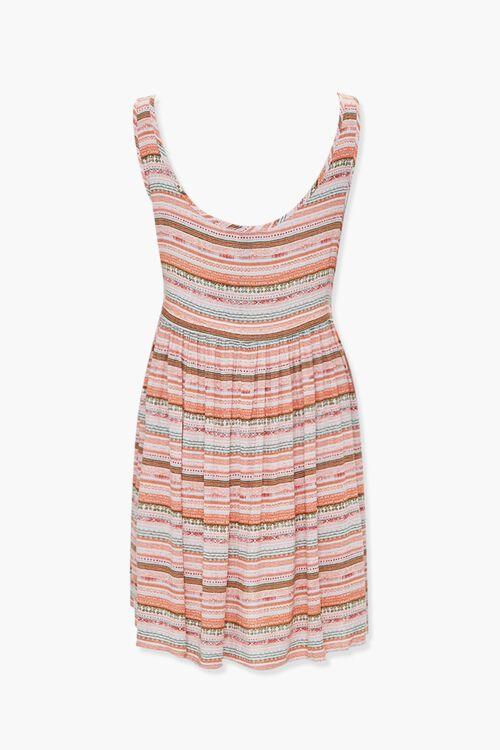 Striped Tank Dress, image 2