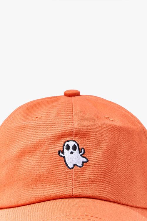 Ghost Graphic Dad Cap, image 4