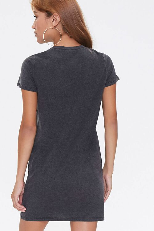 Crew Neck T-Shirt Dress, image 3