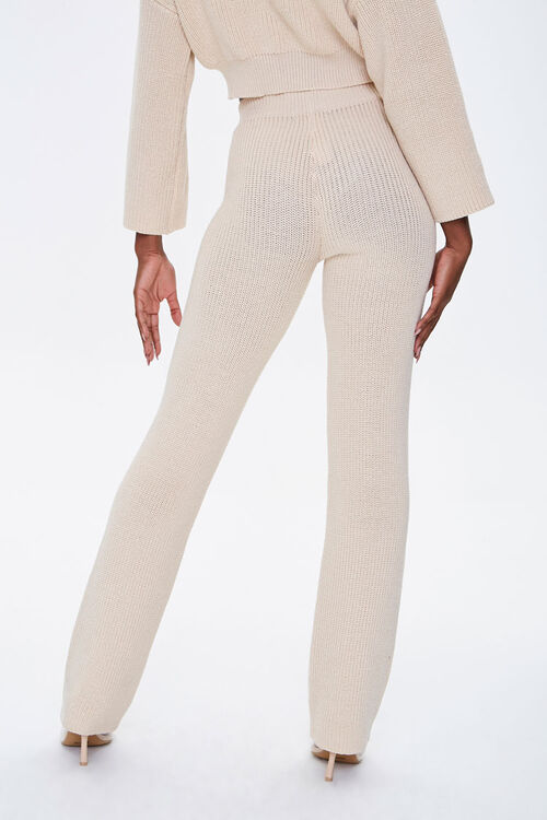 Sweater-Knit Pants, image 3