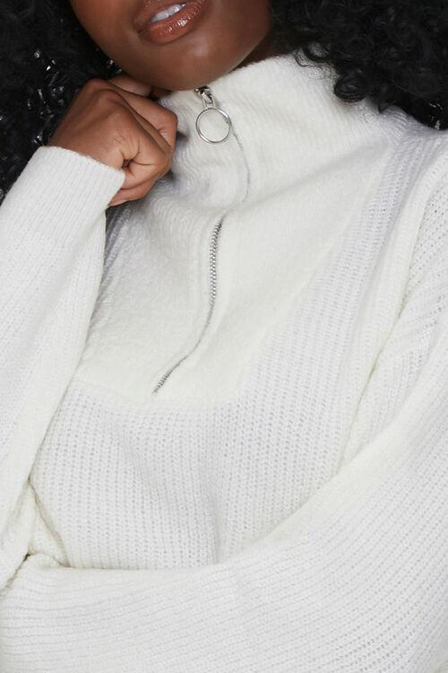 Half-Zip Pullover Sweater, image 5