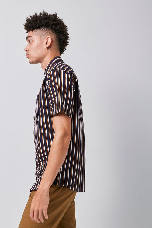 Striped Fitted Shirt, image 2